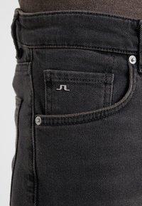 J.LINDEBERG - JAY KHOL - Slim fit jeans - black - 4