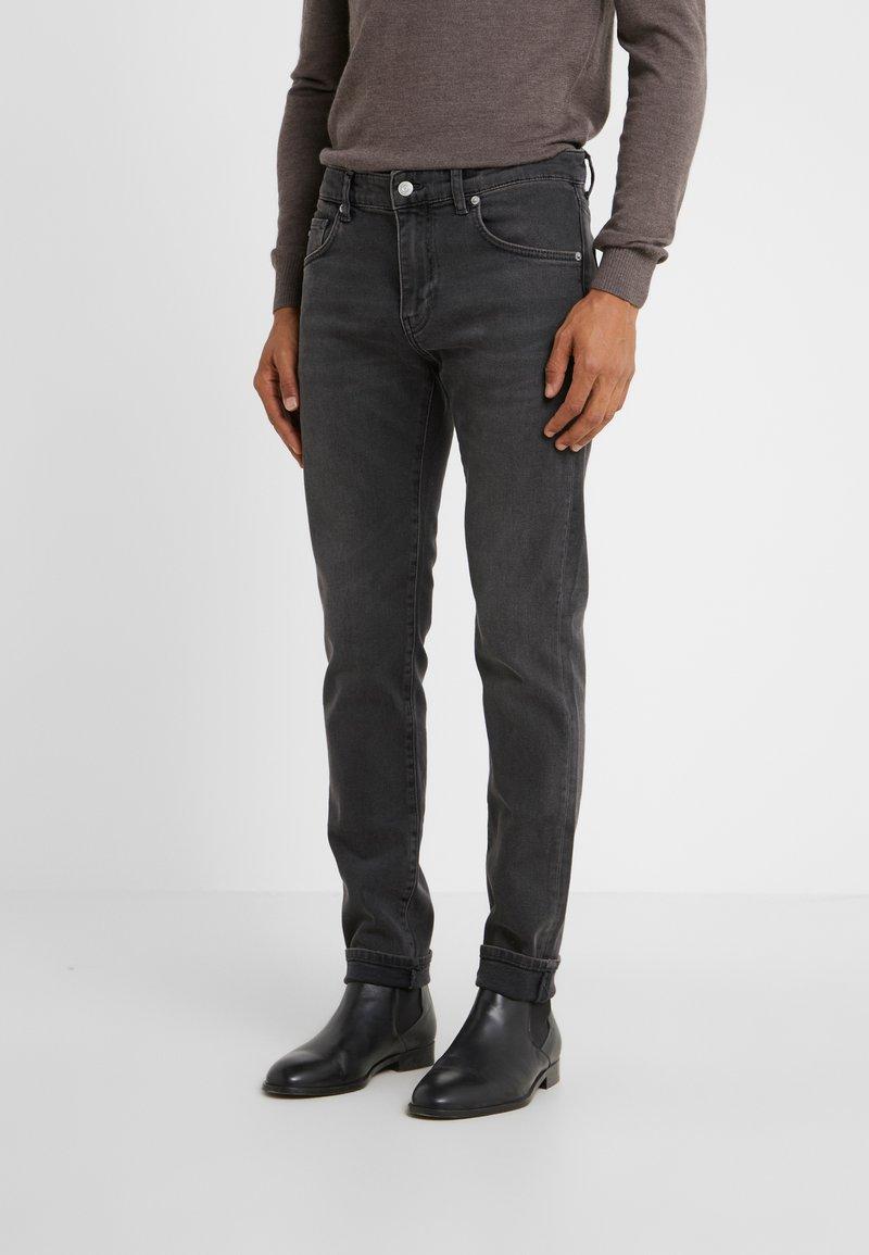 J.LINDEBERG - JAY KHOL - Jeans slim fit - black