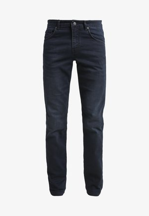 JAY ADDER - Slim fit -farkut - blue/black