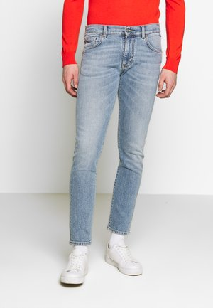 JAY BRIGHT - Jeans slim fit - light blue