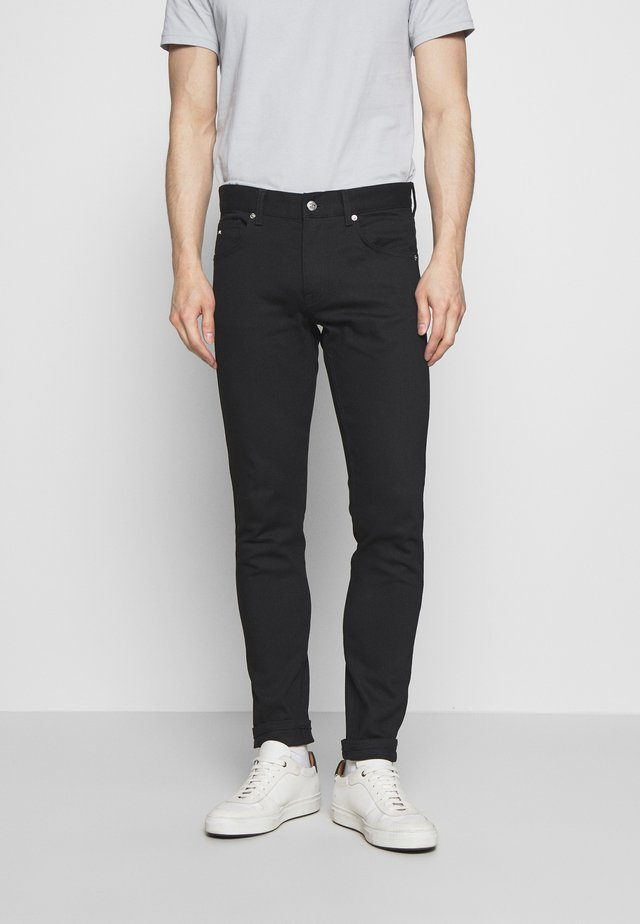 DAMIEN - Jeans slim fit - black