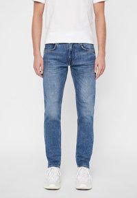 J.LINDEBERG - Straight leg jeans - dark blue - 0