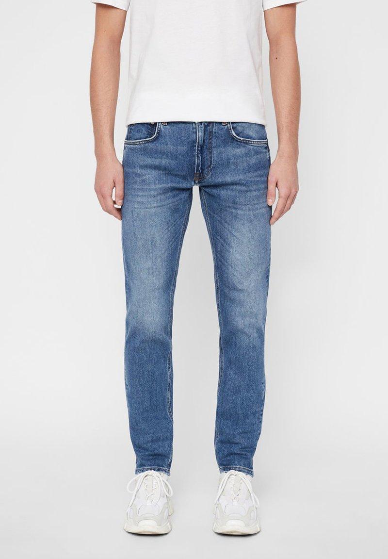 J.LINDEBERG - Straight leg jeans - dark blue