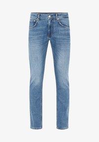 J.LINDEBERG - Straight leg jeans - dark blue - 4