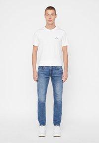 J.LINDEBERG - Straight leg jeans - dark blue - 1
