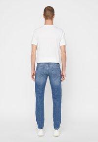 J.LINDEBERG - Straight leg jeans - dark blue - 2