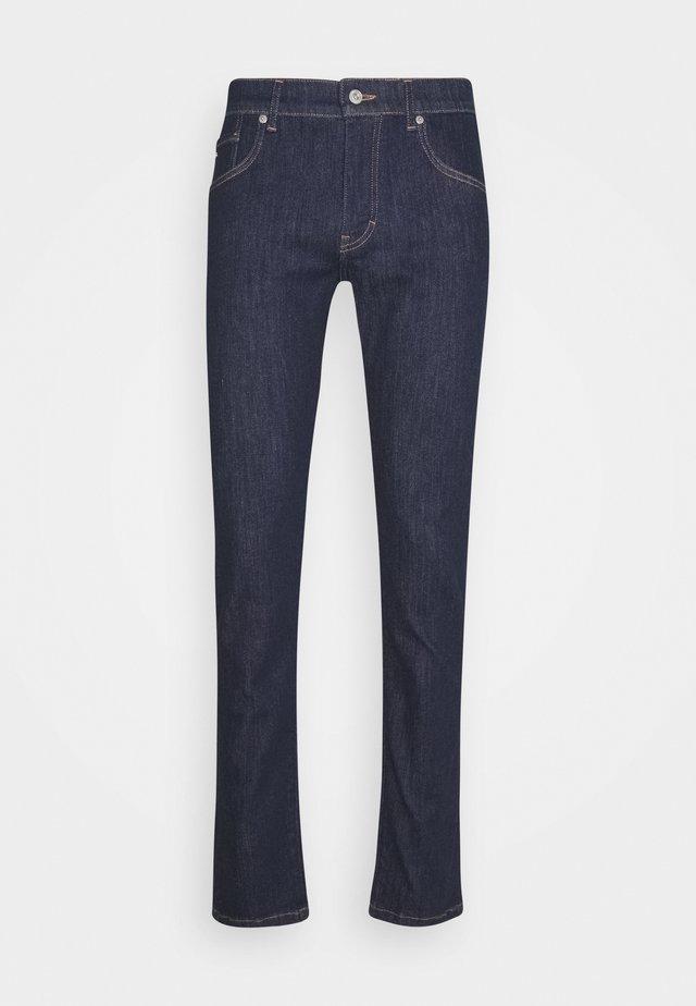 JAY ACTIVE RAW - Jeans slim fit - dark blue
