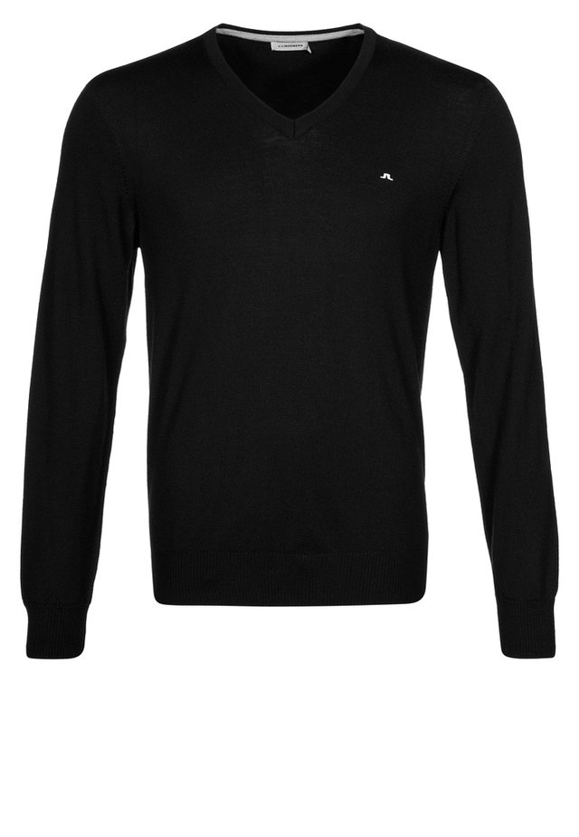 LYMANN - Jumper - black