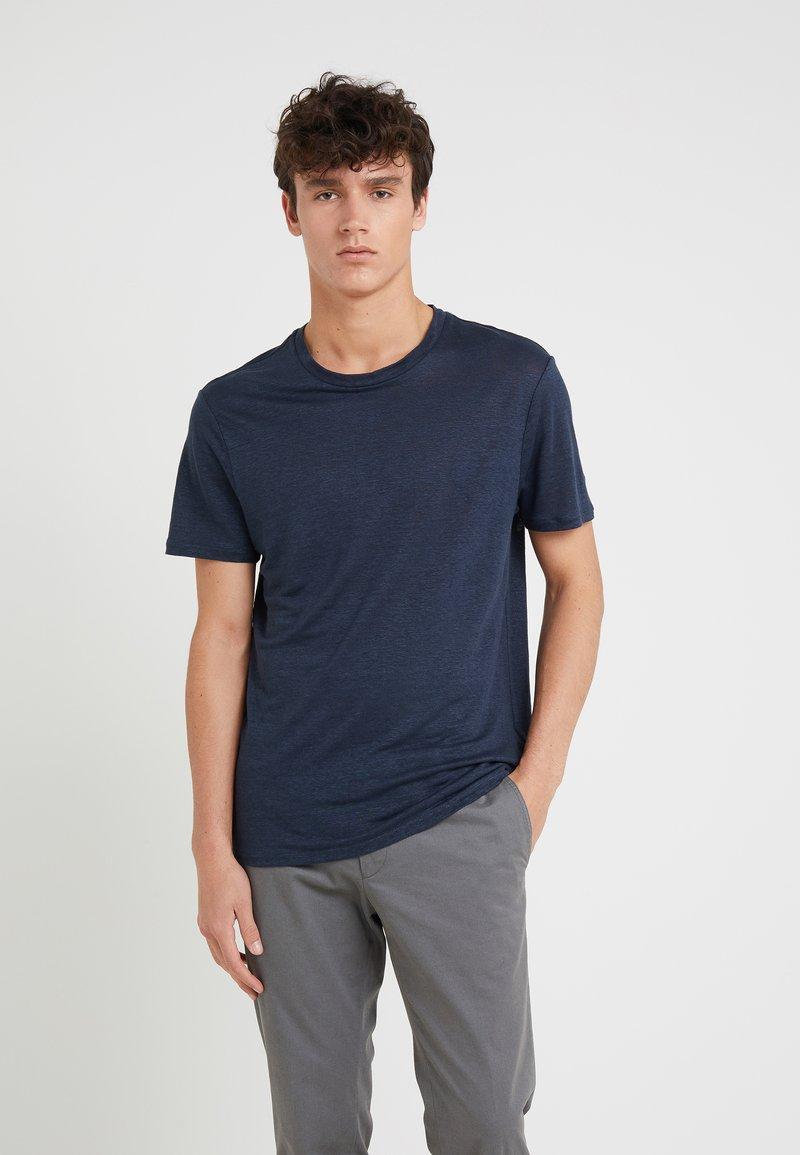 J.LINDEBERG - COMA CLEAN - Camiseta básica - navy