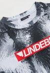 J.LINDEBERG - DALE DISTINCT  - Print T-shirt - stone grey