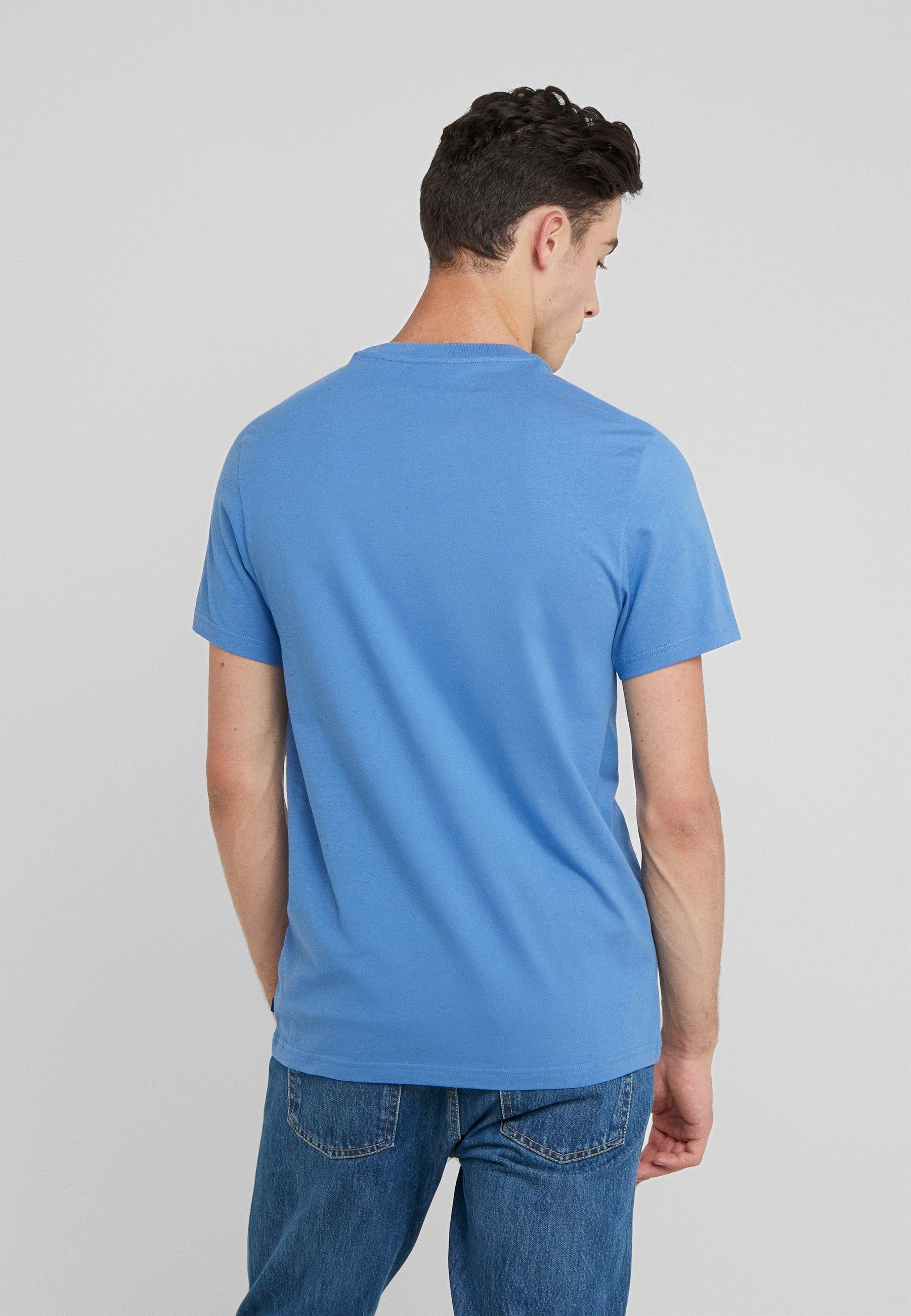 Navy Basique shirt SiloT J lindeberg bfYgy76