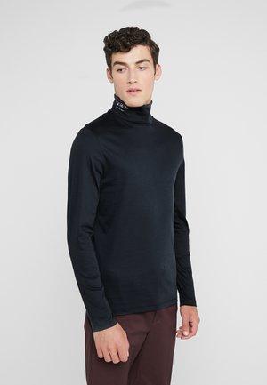 SAMI SMOOTH  - Långärmad tröja - black