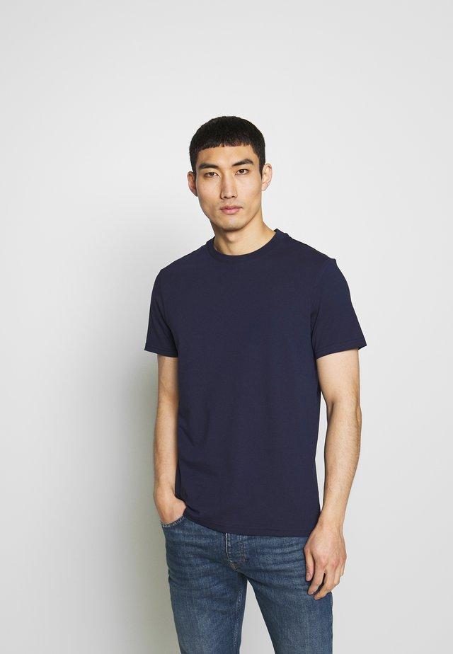 SILO SUPIMA - T-shirt basic - mid blue