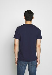 J.LINDEBERG - SILO SUPIMA - Jednoduché triko - mid blue - 2