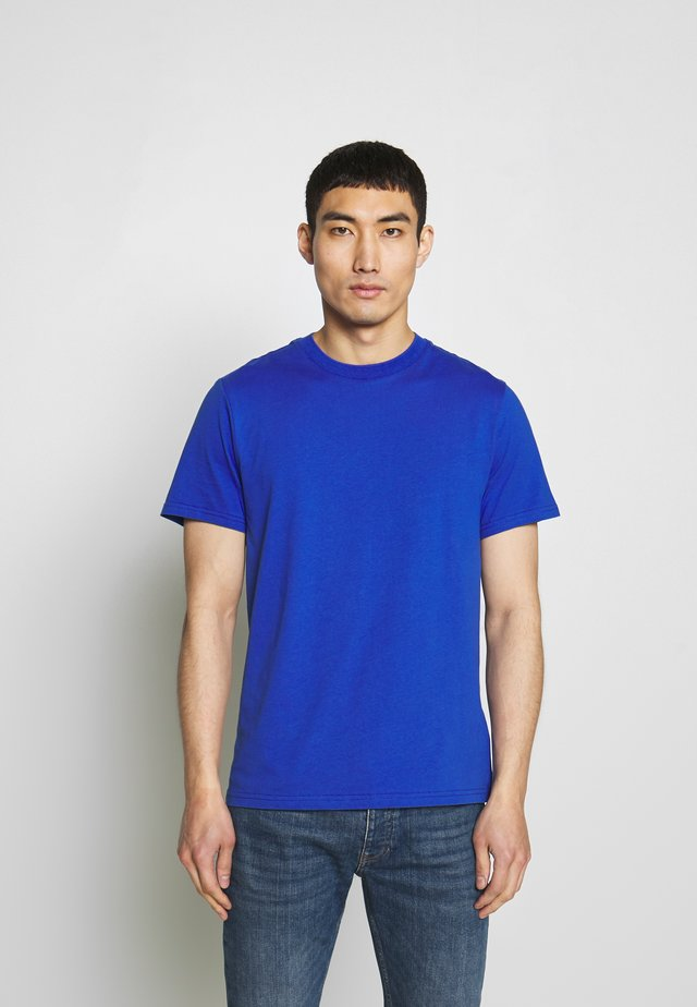 SILO SUPIMA - Basic T-shirt - pool blue