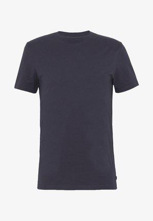 SILO - T-shirt basique - navy