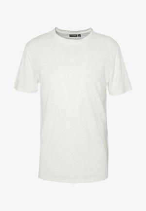 COMA - T-shirt basic - cloud white