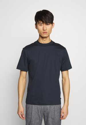 ACE SMOOTH - Basic T-shirt - navy