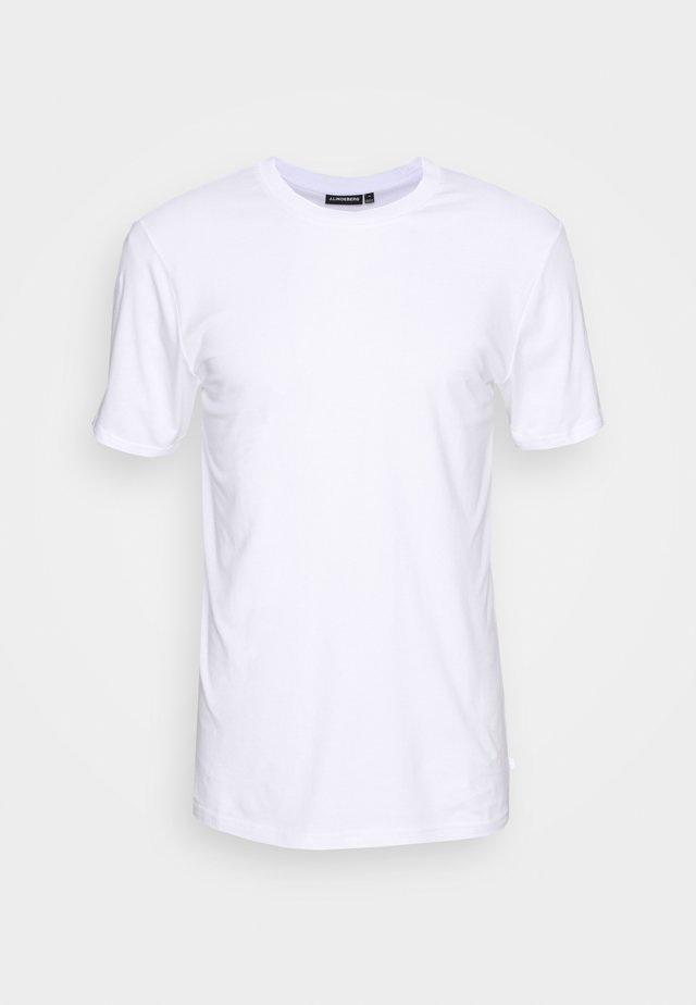 SILO TEE - Basic T-shirt - white