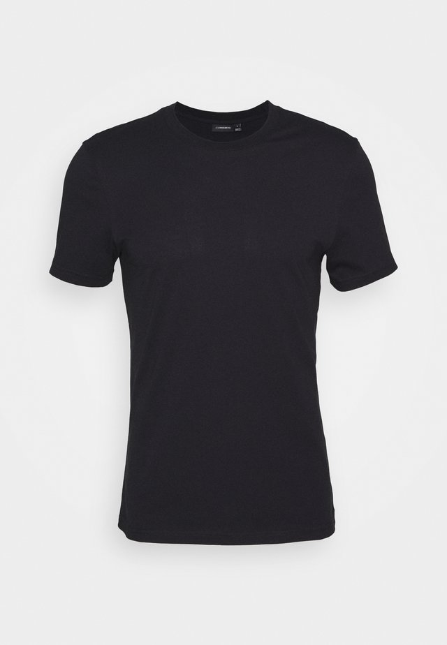 SILO TEE - Basic T-shirt - black