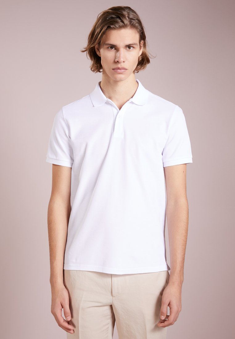 J.LINDEBERG - TROY CLEAN - Polo shirt - white