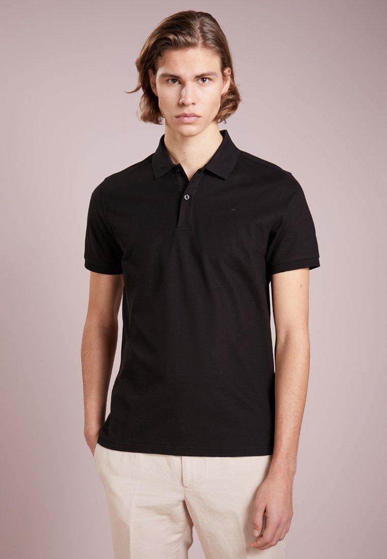 J.LINDEBERG - TROY CLEAN - Polo shirt - black