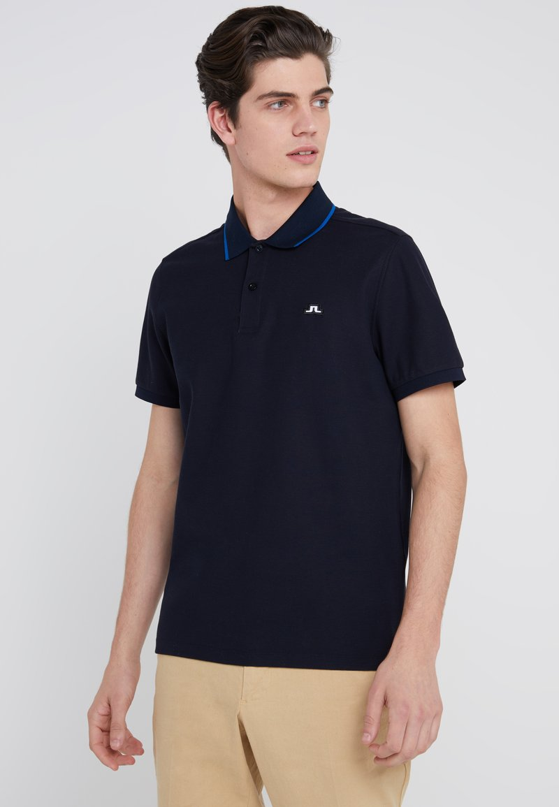 J.LINDEBERG - ROY CLEAN - Polo - navy