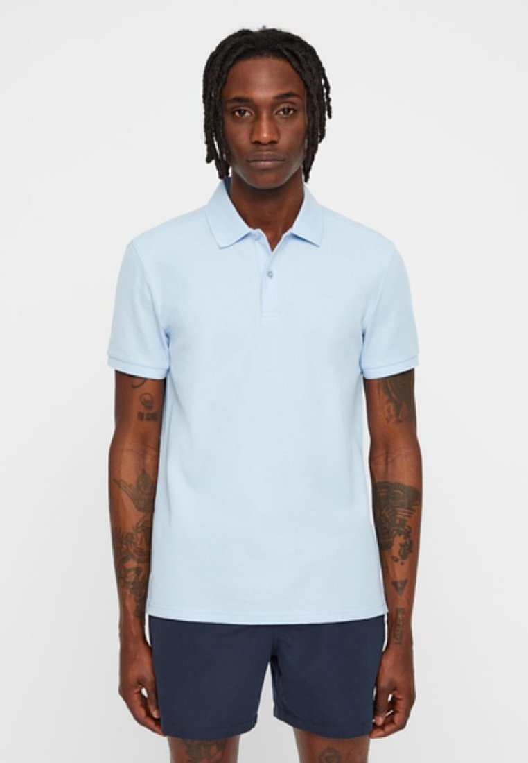 J.LINDEBERG - TROY CLEAN - Polo shirt - ice flow