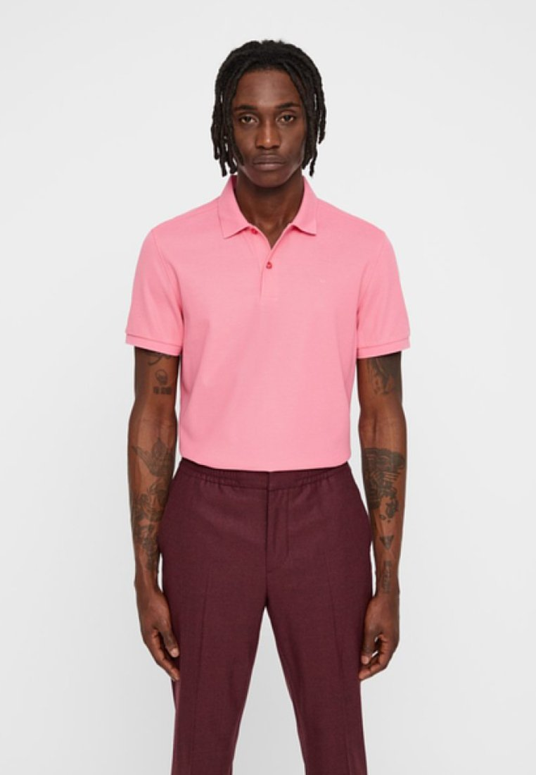 J.LINDEBERG - TROY CLEAN - Polo shirt - pink
