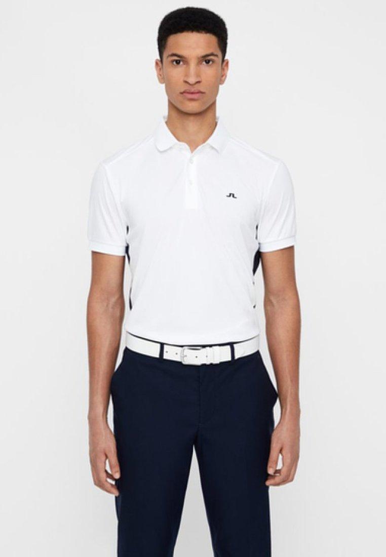 J.LINDEBERG - DARIO - Poloshirt - white