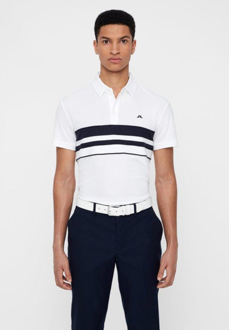 J.LINDEBERG - Poloshirt - white