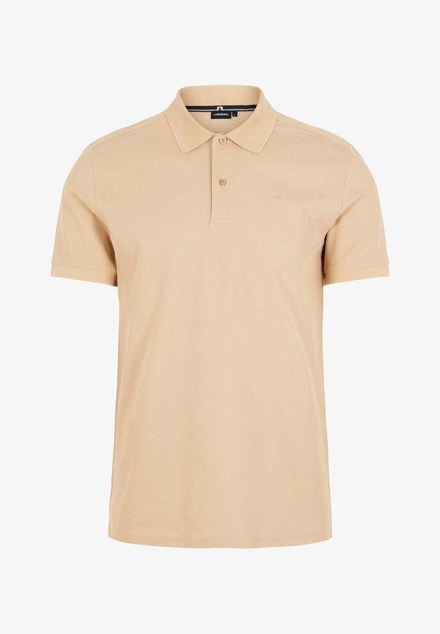 TROY CLEAN - Poloshirt - beige