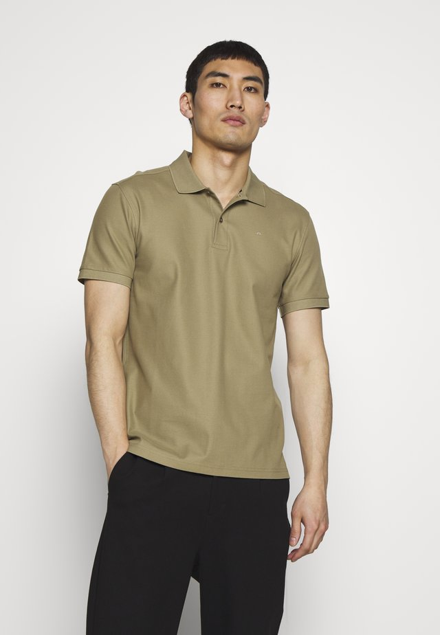 TROY CLEAN - Poloshirts - covert green