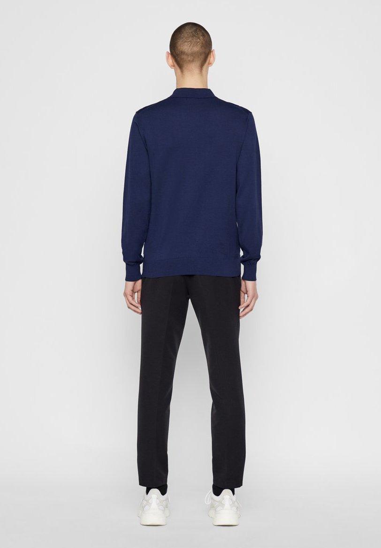 J.LINDEBERG ROWAN - Piké - blue - Herrkläder Rabatter