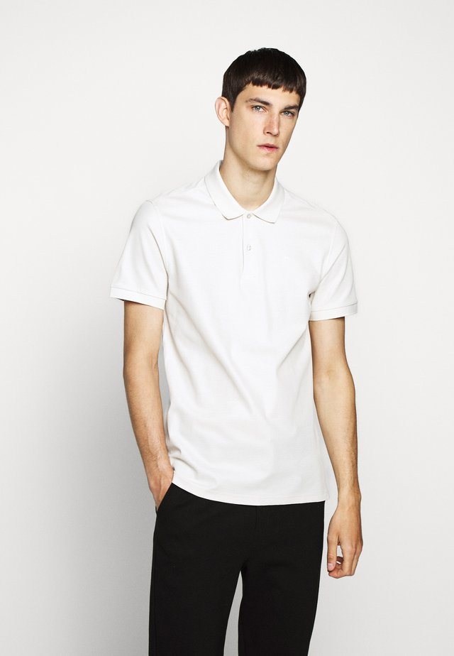 TROY  - Polo shirt - cloud grey