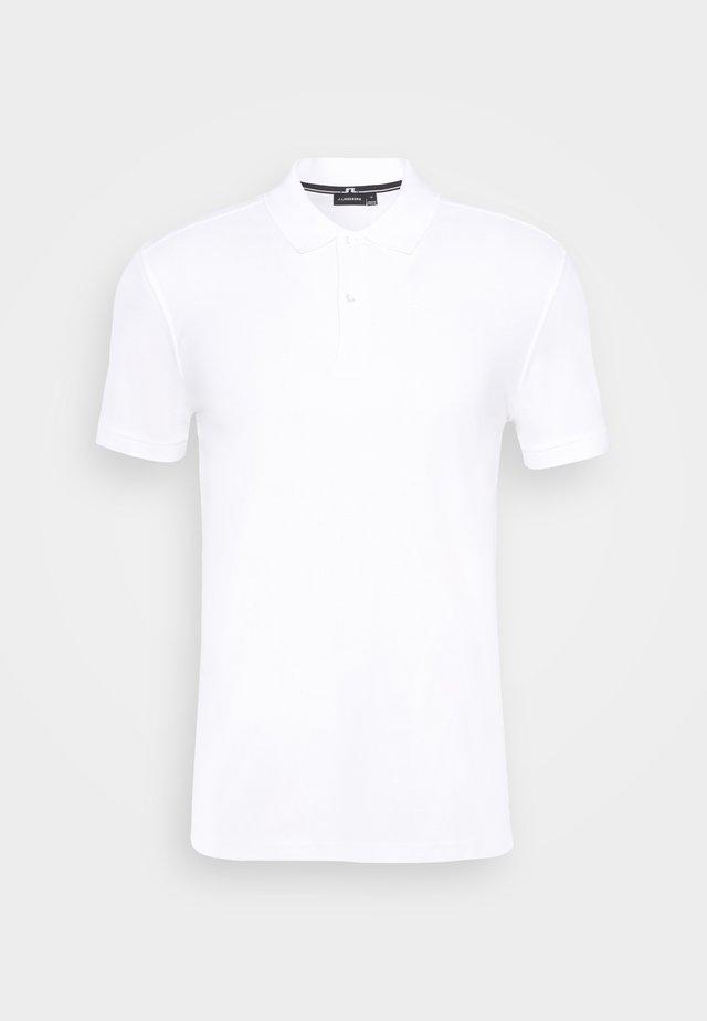 TROY - Polo shirt - white