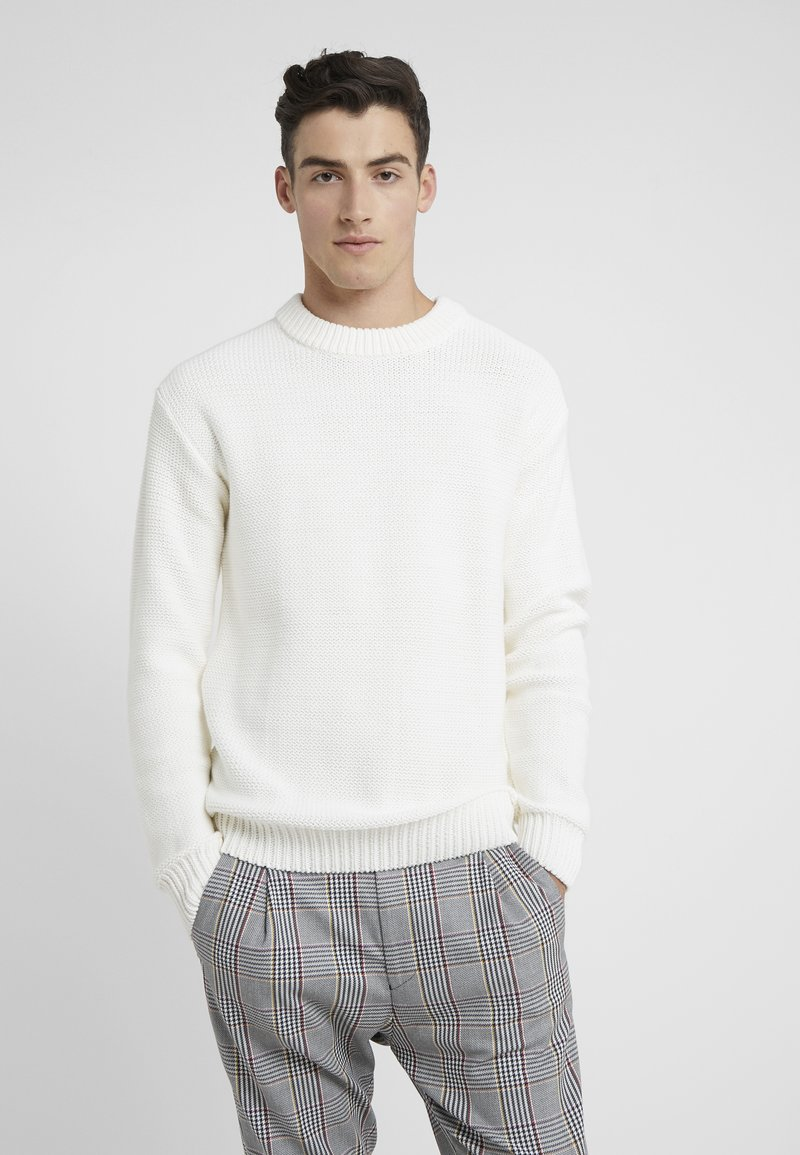 J.LINDEBERG - CASWELL TAPE - Strickpullover - cloud dacer
