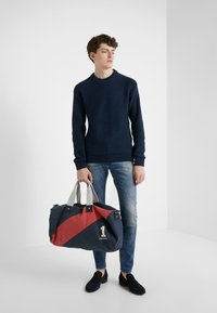 J.LINDEBERG - CASWELL TAPE - Pullover - navy - 1