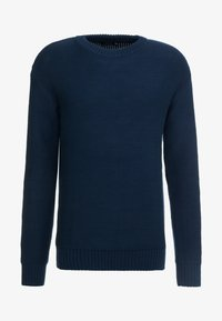 J.LINDEBERG - CASWELL TAPE - Pullover - navy - 4