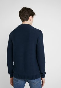 J.LINDEBERG - CASWELL TAPE - Pullover - navy - 2