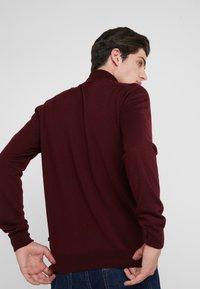 J.LINDEBERG - TRUE  - Pullover - dark mocca - 2