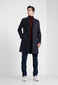 J.LINDEBERG - TRUE  - Pullover - dark mocca - 1