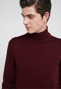 J.LINDEBERG - TRUE  - Pullover - dark mocca - 4
