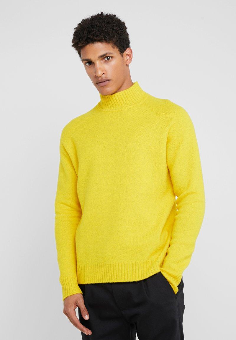 J.LINDEBERG - TONY - Strickpullover - sun yellow