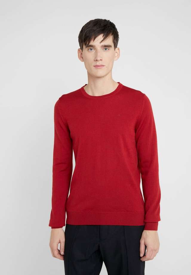 LYLE  - Strickpullover - red bell