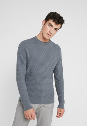 ARTHUR MINI STRUCTURE - Neule - dark grey