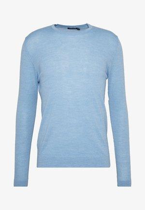 Sweter - dusk blue