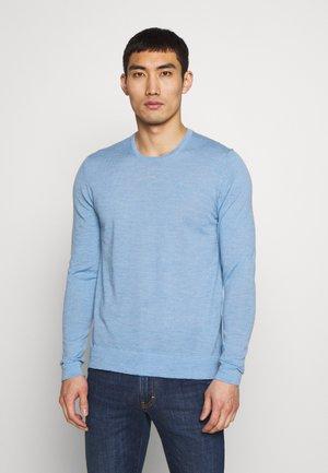 Strickpullover - dusk blue