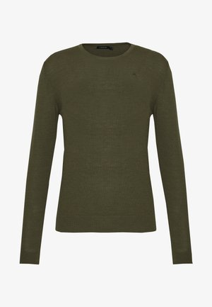 Pullover - covert green