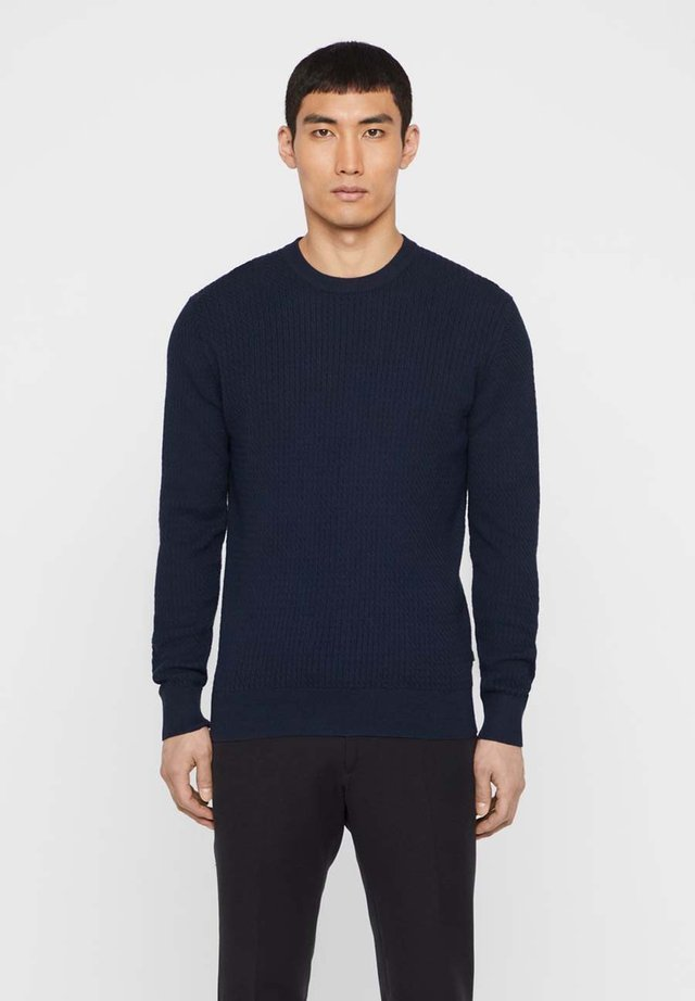 ANDY SEMI STRUCTURE - Jumper - jl navy